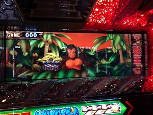 懐かしの獣王ゴリラ画面