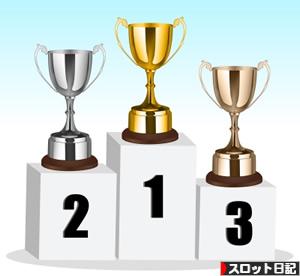 パチスロオブザイヤー2013結果発表!スロット人気ランキング