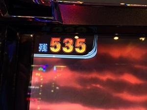 カイジ3のAT残りゲーム数が凄い事に