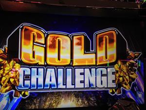 ゴールドチャレンジ