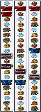 ヘルシングのリール配列図
